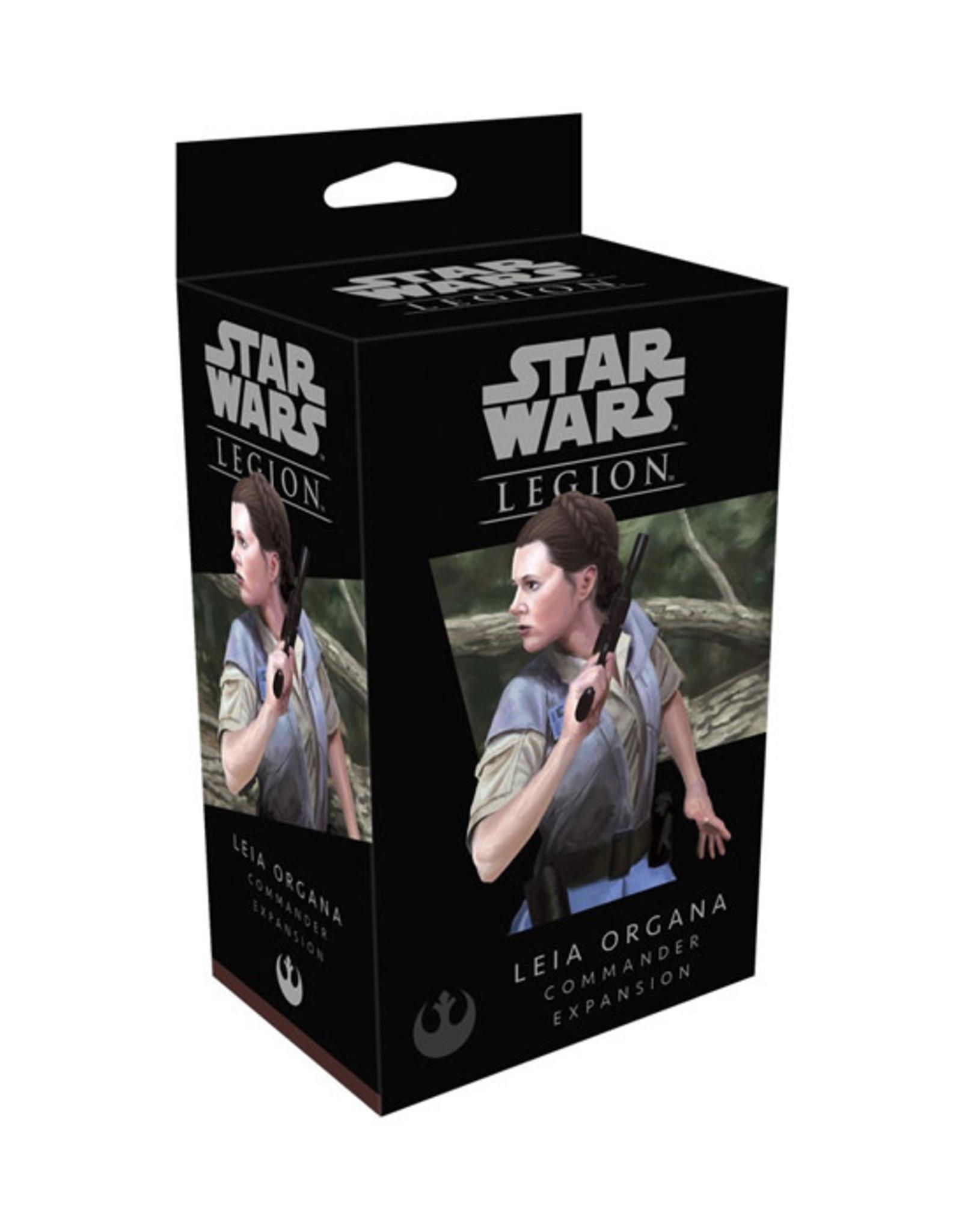 Fantasy Flight Games Star Wars: Legion - Leia Organa