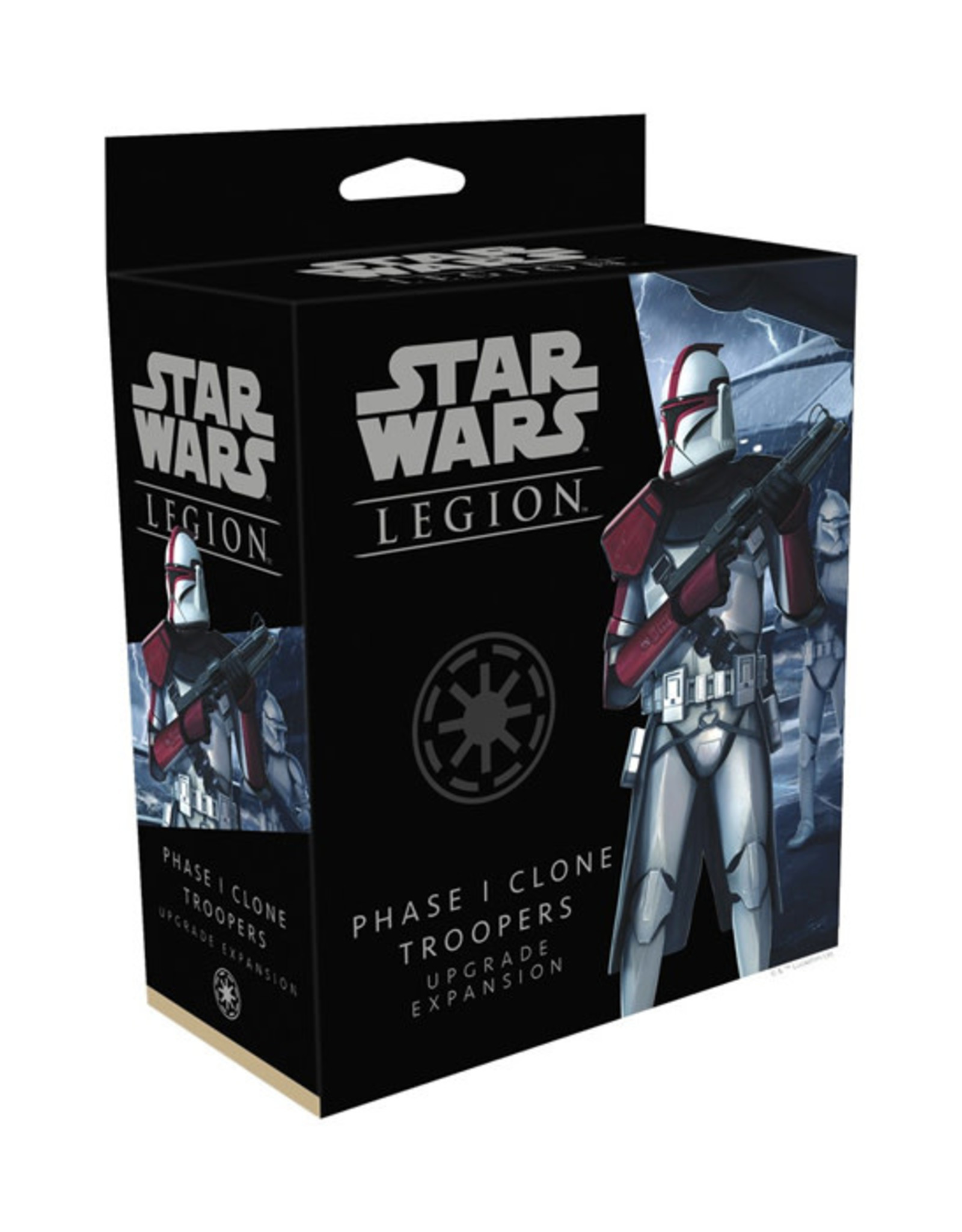 Fantasy Flight Games Star Wars: Legion - Phase 1 Clone Troopers Upgrade