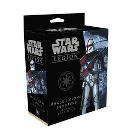 Fantasy Flight Games Star Wars: Legion - Phase 1 Clone Troopers Upgrade