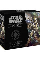 Fantasy Flight Games Star Wars: Legion - Phase II Clone Troopers