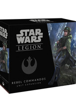 Fantasy Flight Games Star Wars: Legion - Rebel Commandos