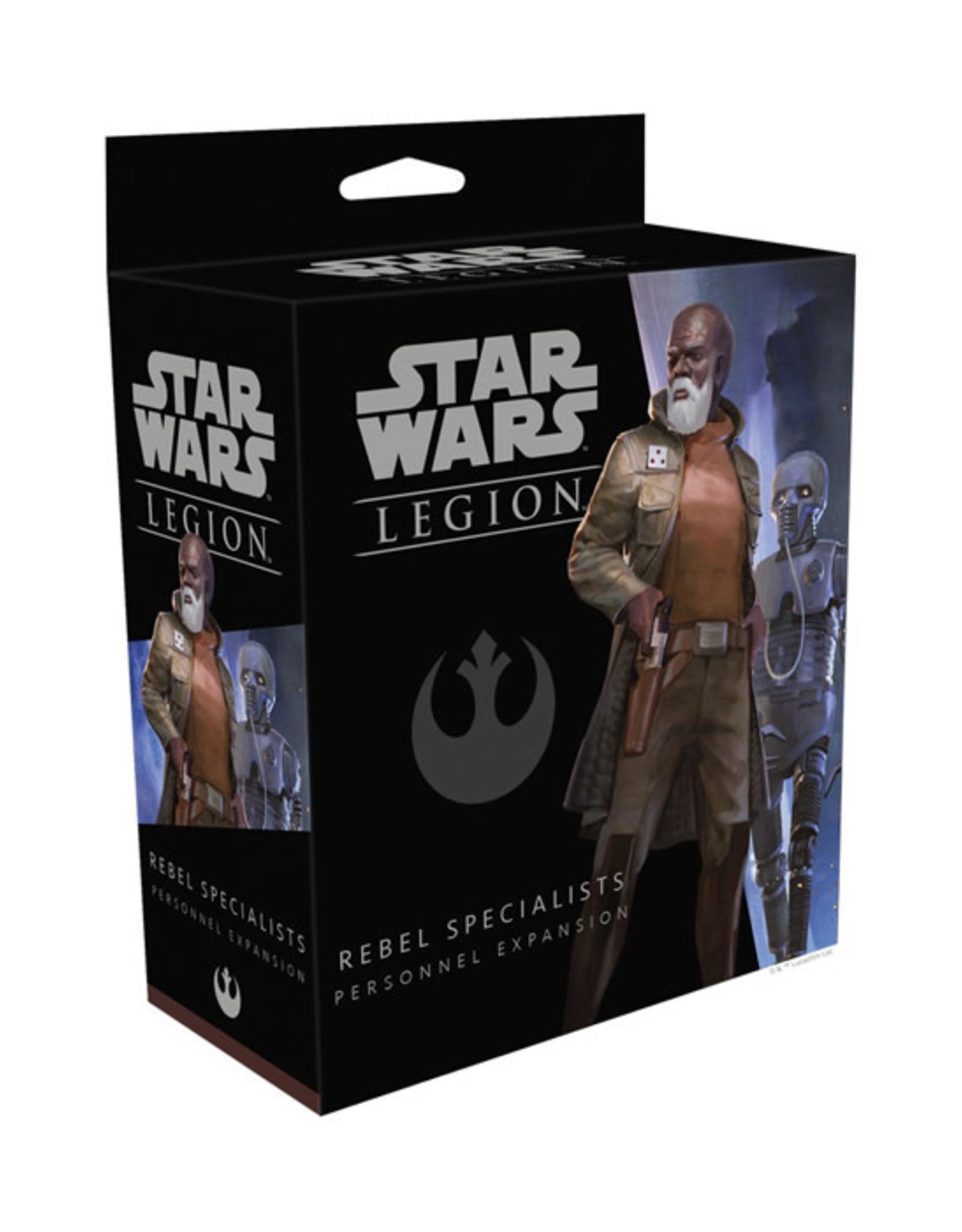 Fantasy Flight Games Star Wars: Legion - Rebel Specialists