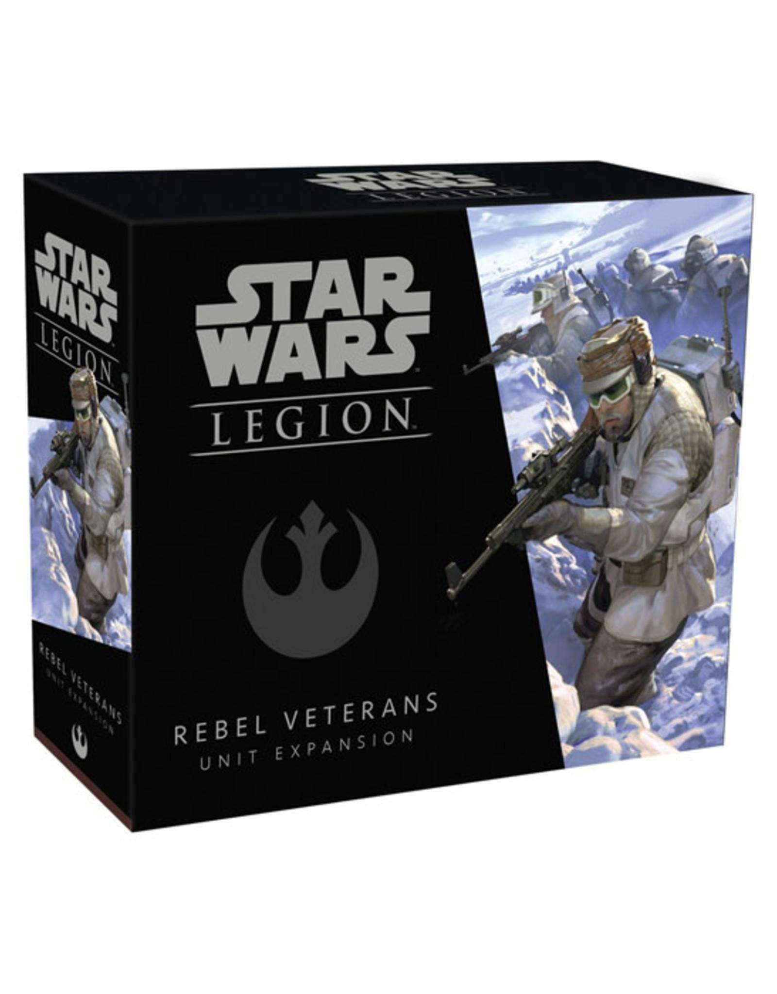 Fantasy Flight Games Star Wars: Legion - Rebel Veterans