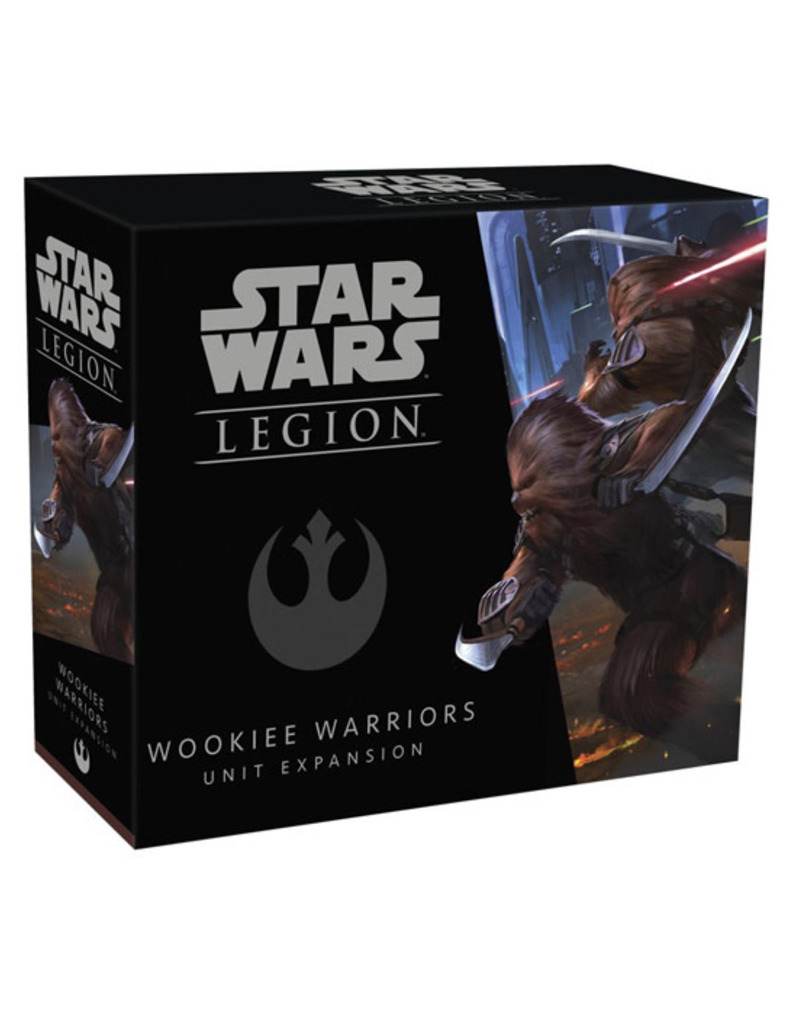 Fantasy Flight Games Star Wars: Legion - Wookie Warriors
