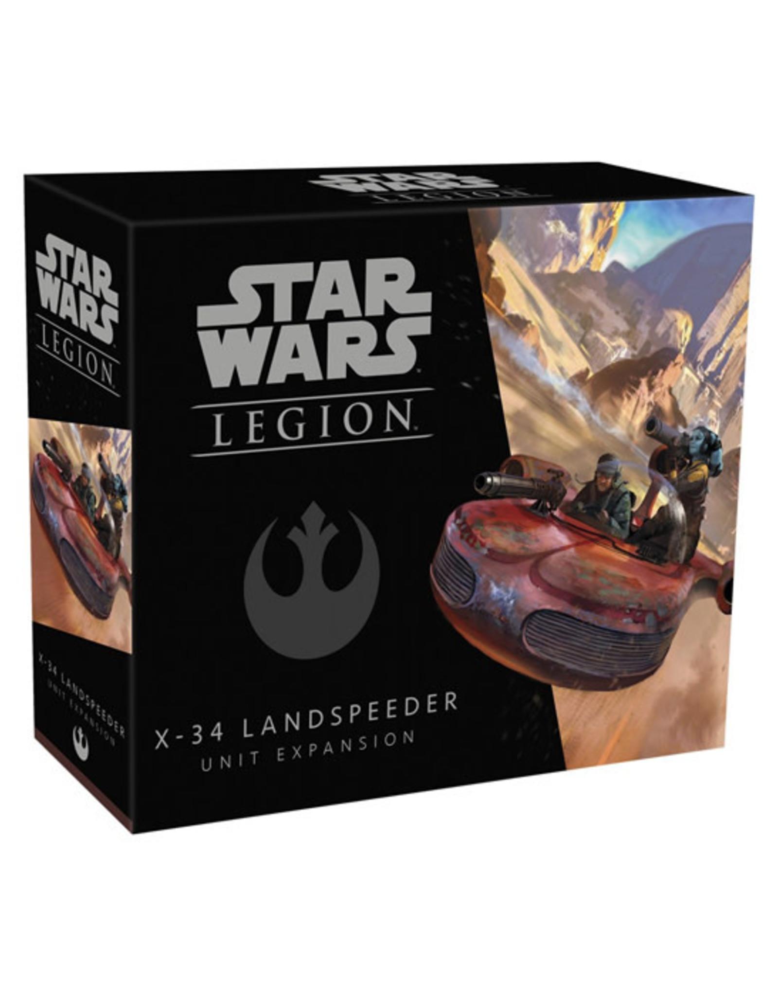 Fantasy Flight Games Star Wars: Legion - X-34 Landspeeder