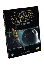 Fantasy Flight Games Star Wars: RPG - Dawn of Rebellion