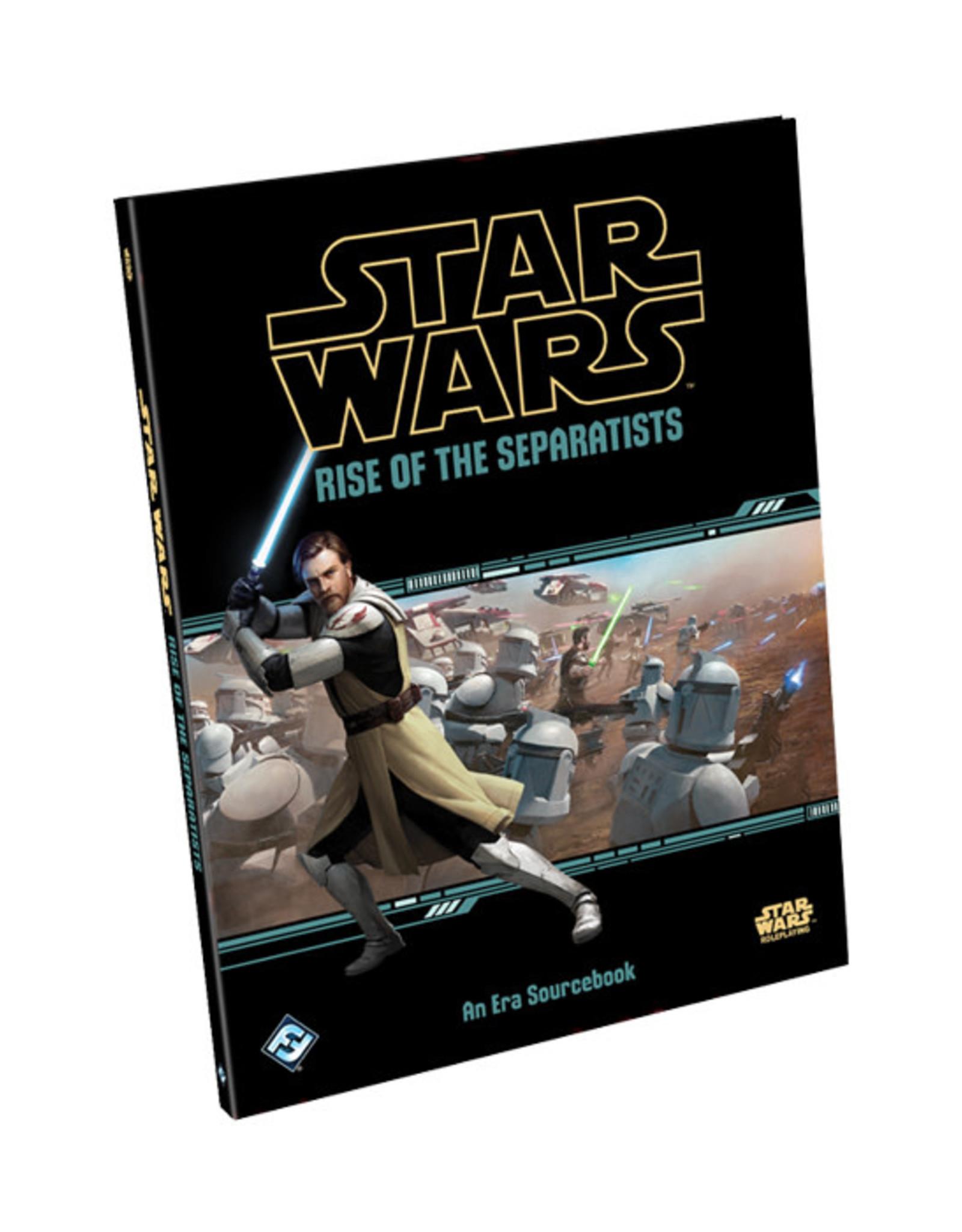 Fantasy Flight Games Star Wars: RPG - Rise of the Separatists