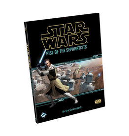 Fantasy Flight Games Star Wars: RPG - Rise of the Separatists