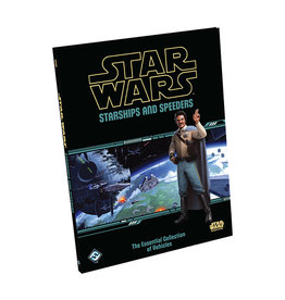 Fantasy Flight Games Star Wars: RPG - Starships and Speeders