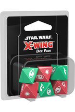 Fantasy Flight Games Star Wars: X-Wing - 2nd Edition - Dice Pack