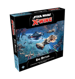 Fantasy Flight Games Star Wars: X-Wing - 2nd Edition - Epic Battles Multiplayer Expansion