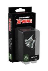 Fantasy Flight Games Star Wars: X-Wing - 2nd Edition - Fang Fighter