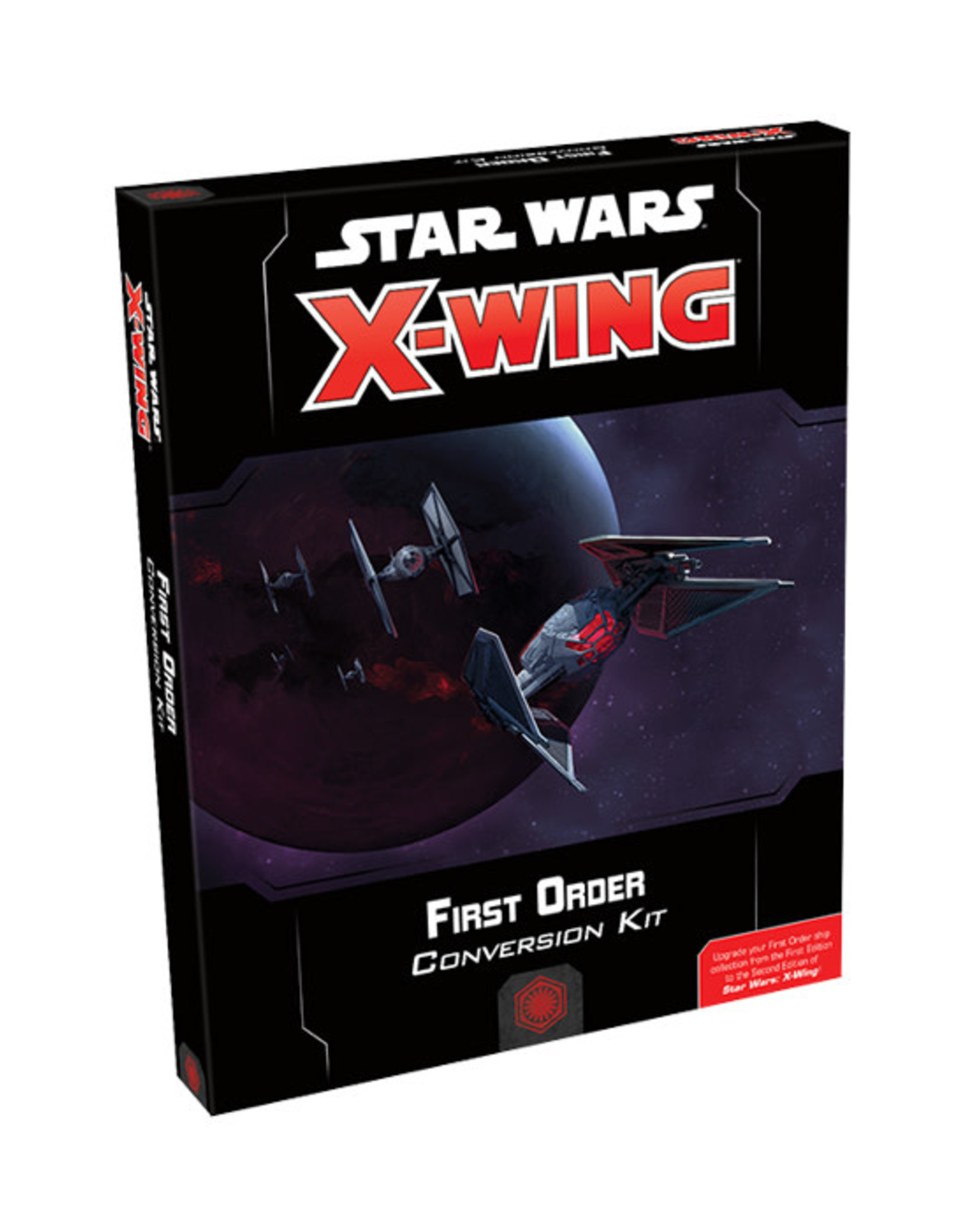 Fantasy Flight Games Star Wars: X-Wing - 2nd Edition - First Order Conversion Kit