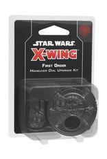 Fantasy Flight Games Star Wars: X-Wing - 2nd Edition - First Order Maneuver Dial