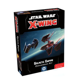 Fantasy Flight Games Star Wars: X-Wing - 2nd Edition - Galactic Empire Conversion Kit