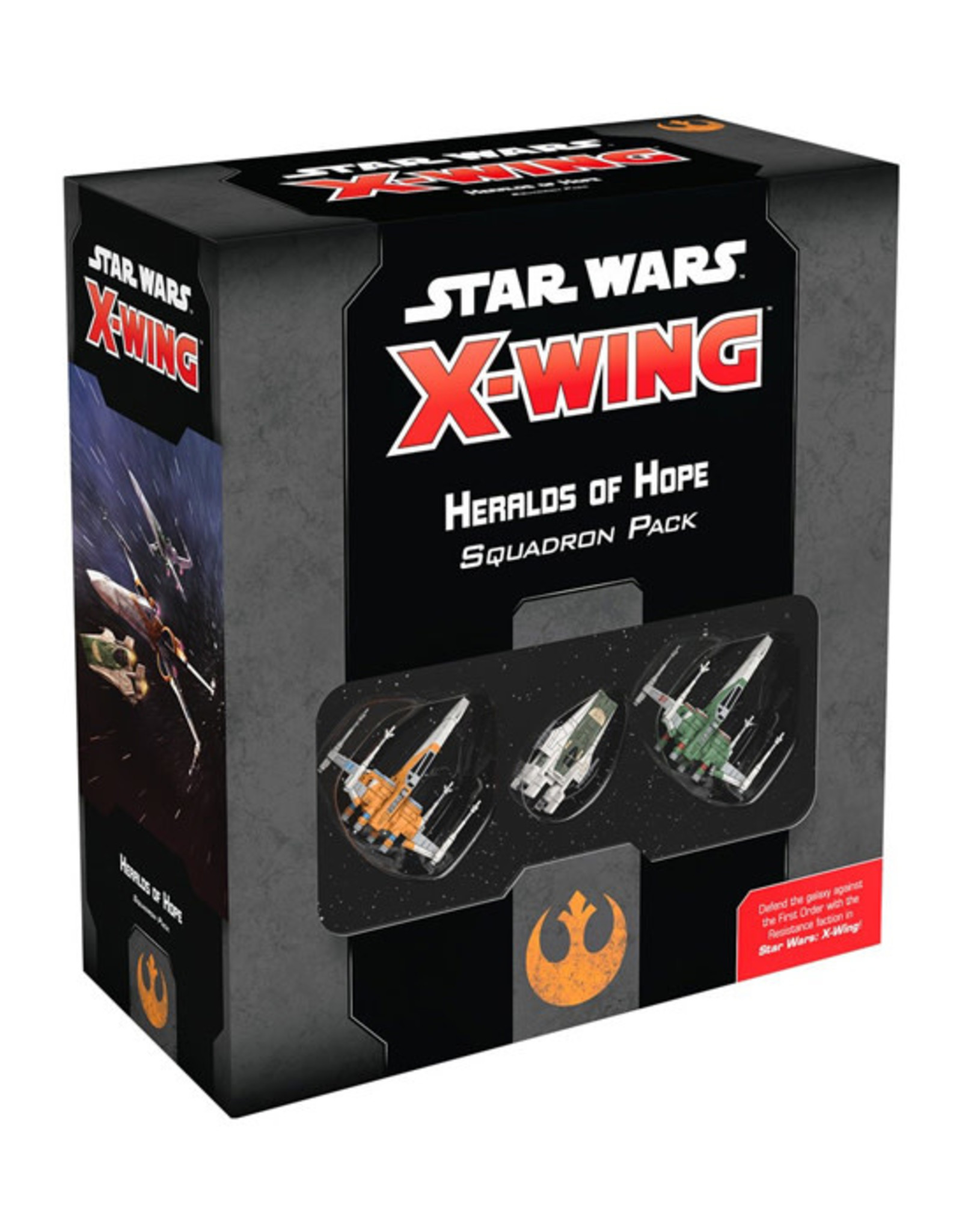 Fantasy Flight Games Star Wars: X-Wing - 2nd Edition - Heralds of Hope