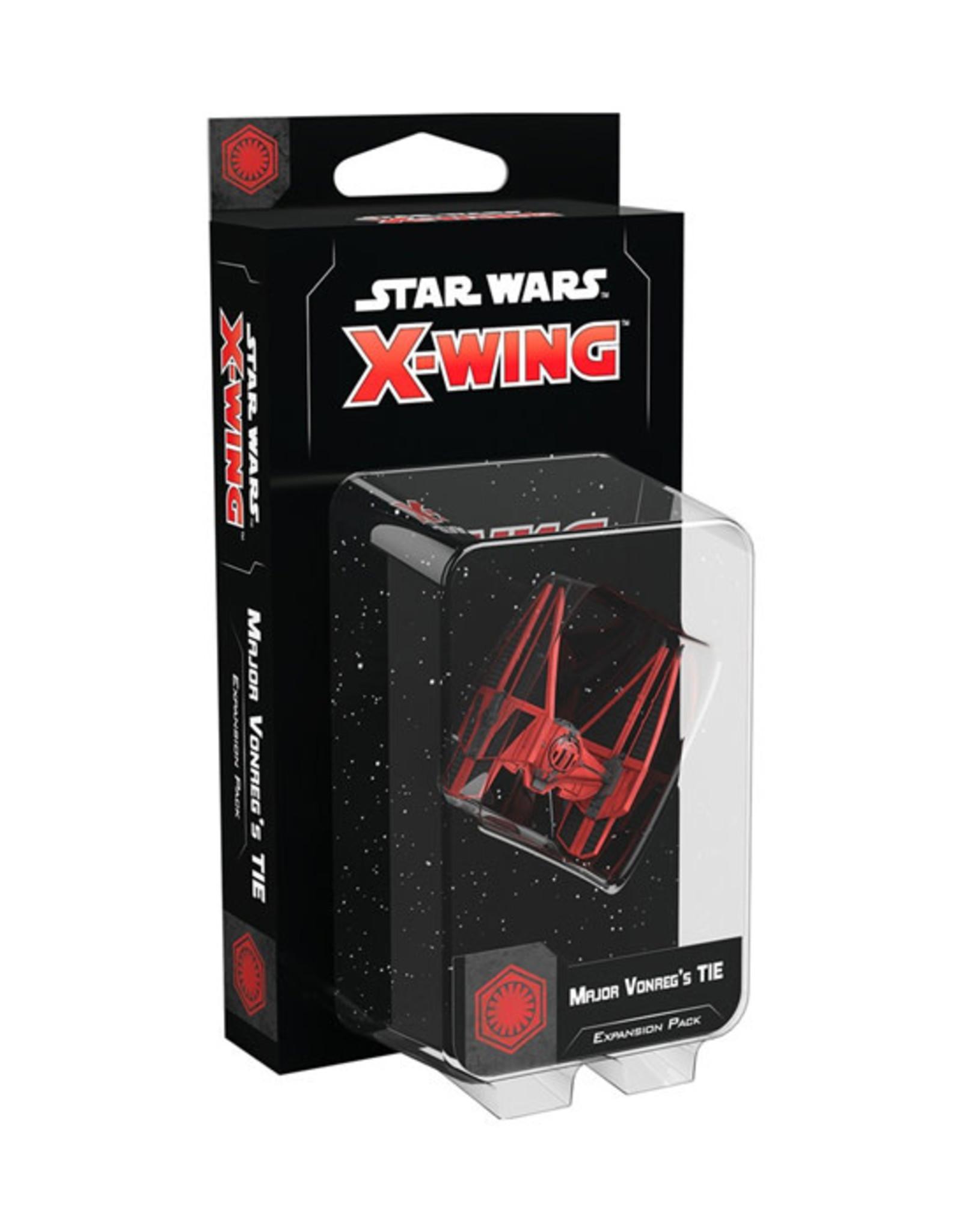 Fantasy Flight Games Star Wars: X-Wing - 2nd Edition - Major Vonreg's TIE