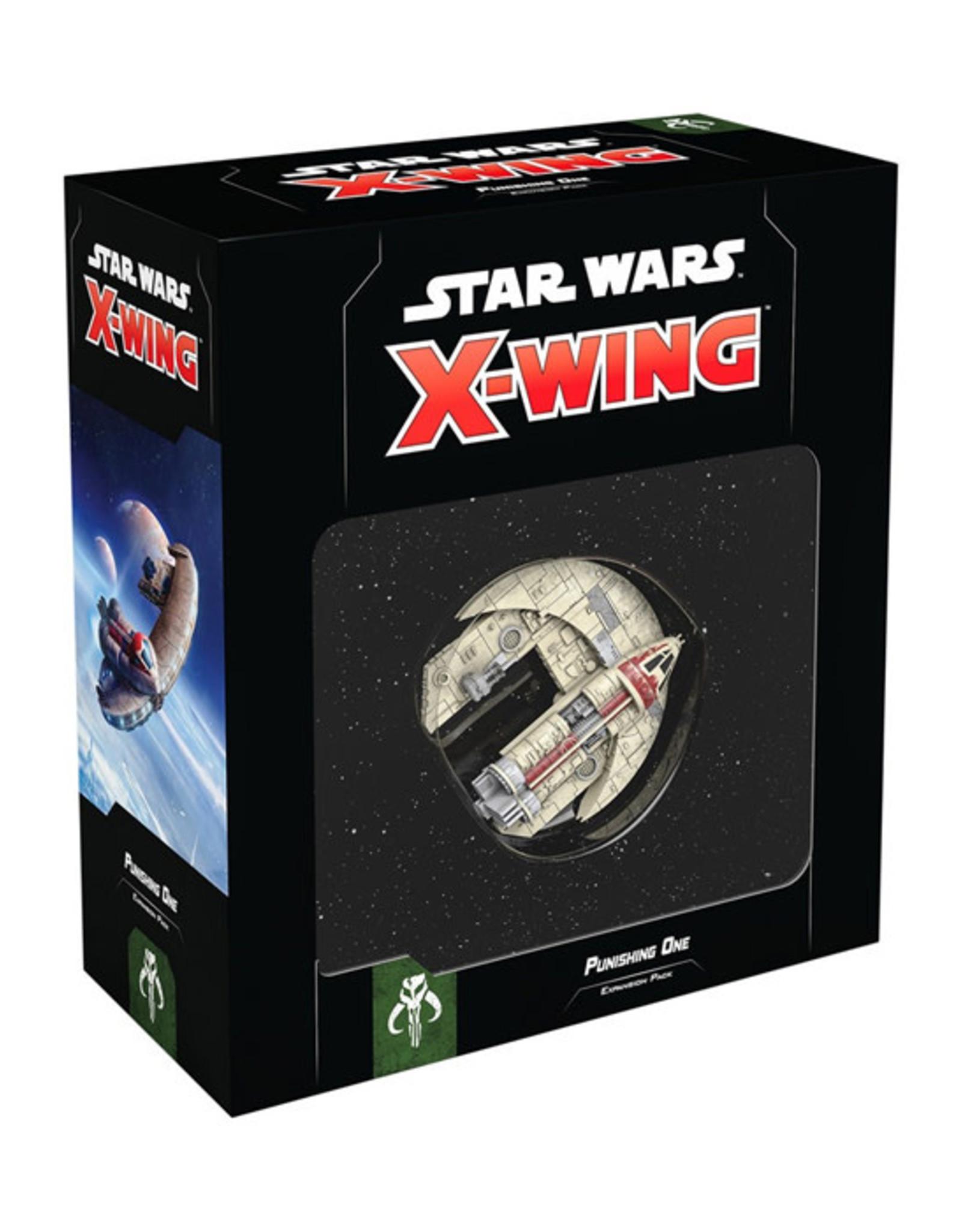Fantasy Flight Games Star Wars: X-Wing - 2nd Edition - Punishing One