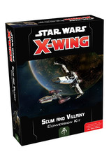 Fantasy Flight Games Star Wars: X-Wing - 2nd Edition - Scum and Villainy Conversion Kit