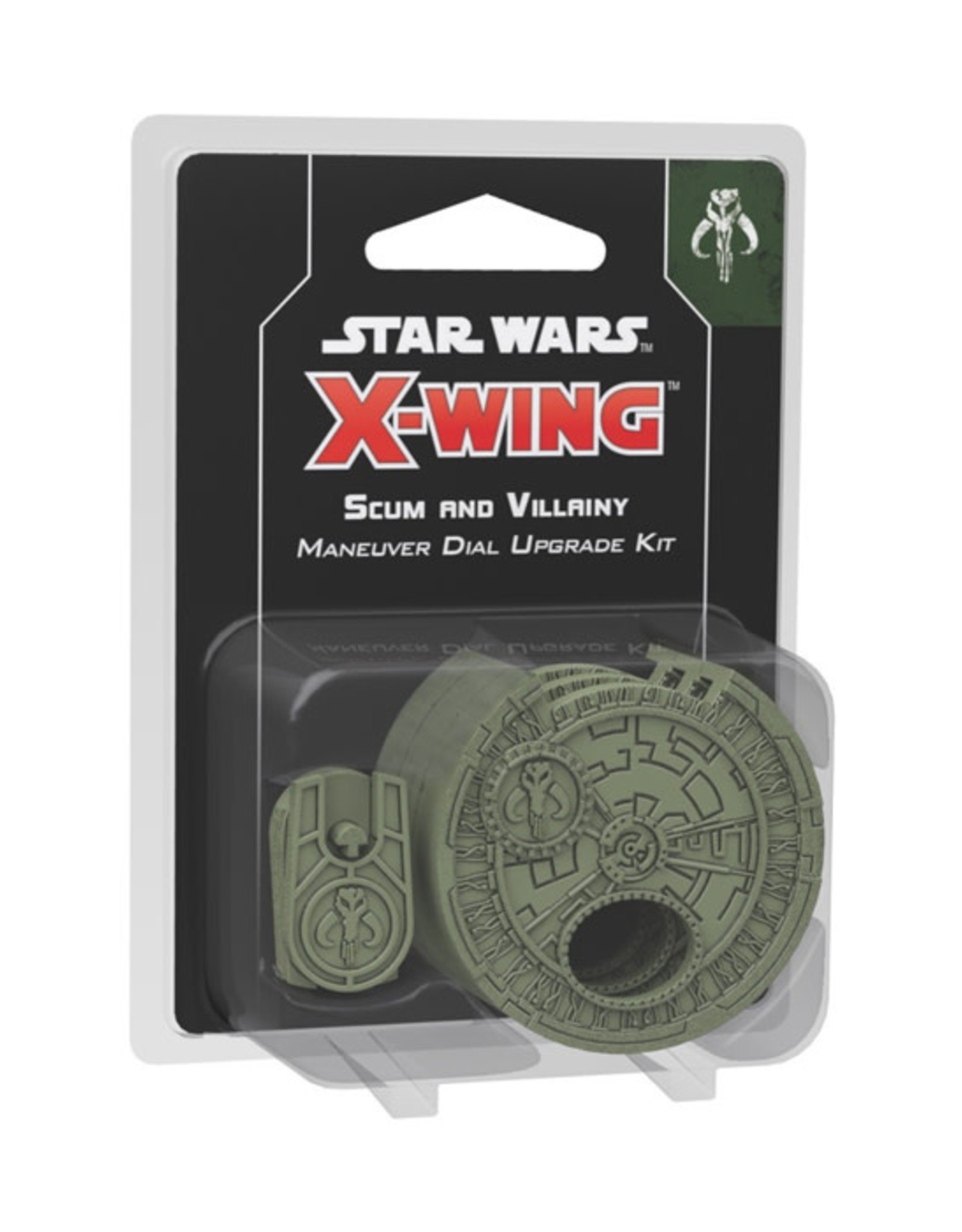 Fantasy Flight Games Star Wars: X-Wing - 2nd Edition - Scum and Villainy Maneuver Dial