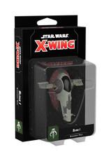 Fantasy Flight Games Star Wars: X-Wing - 2nd Edition - Slave 1