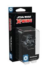 Fantasy Flight Games Star Wars: X-Wing - 2nd Edition - TIE/D Defender