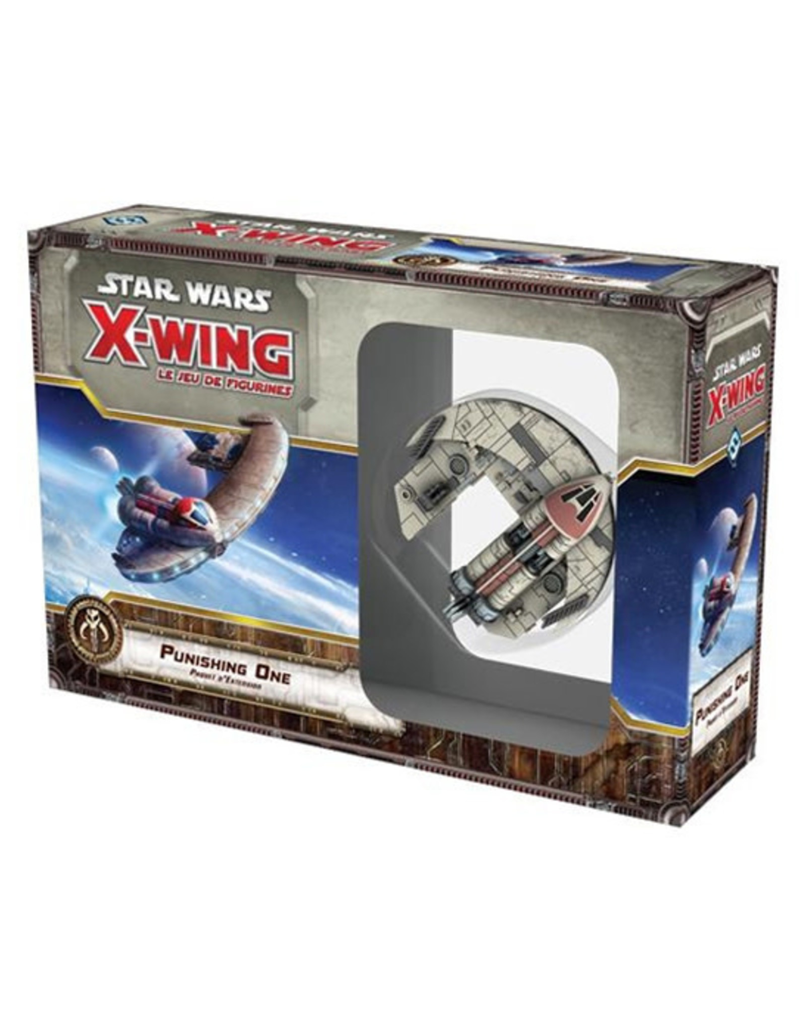 Fantasy Flight Games Star Wars: X-Wing - Punishing One