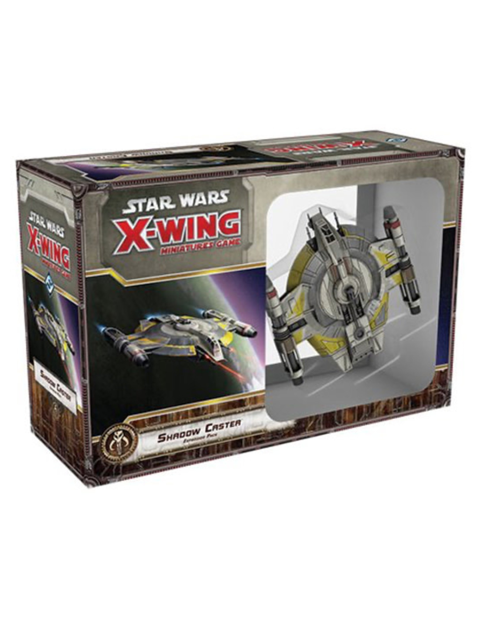 Fantasy Flight Games Star Wars: X-Wing - Shadow Caster Expansion