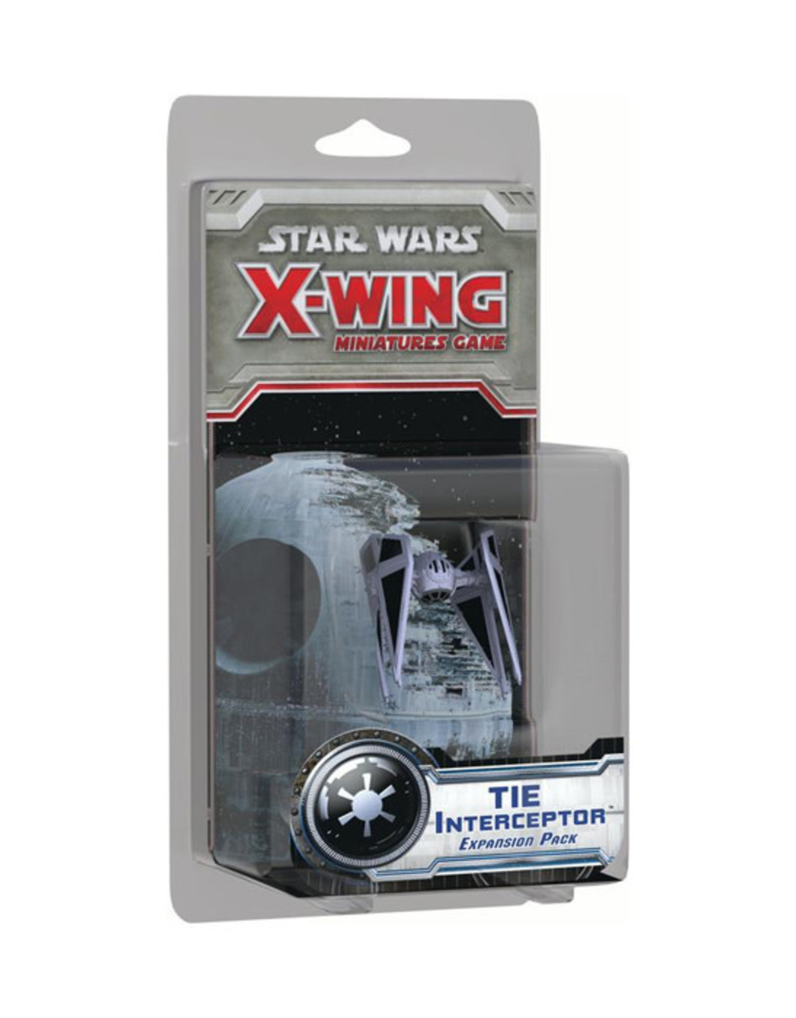 Fantasy Flight Games Star Wars: X-Wing - TIE Interceptor
