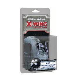 Fantasy Flight Games Star Wars: X-Wing - TIE Interceptor