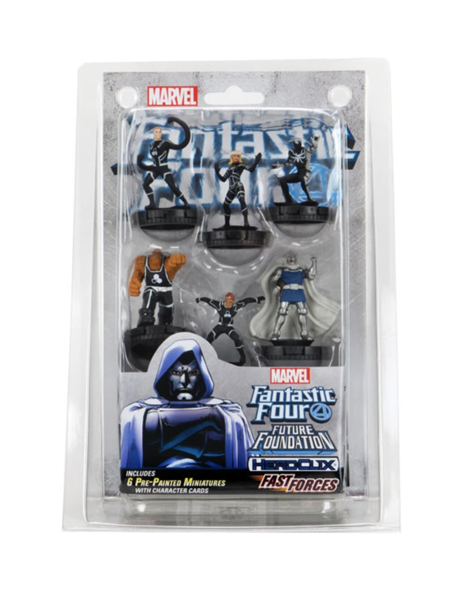 HeroClix HeroClix: Fantastic Four - Future Foundation - Fast Forces