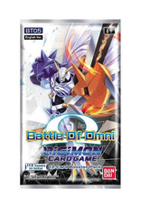 Digimon TCG: Battle of Omni - Booster Pack