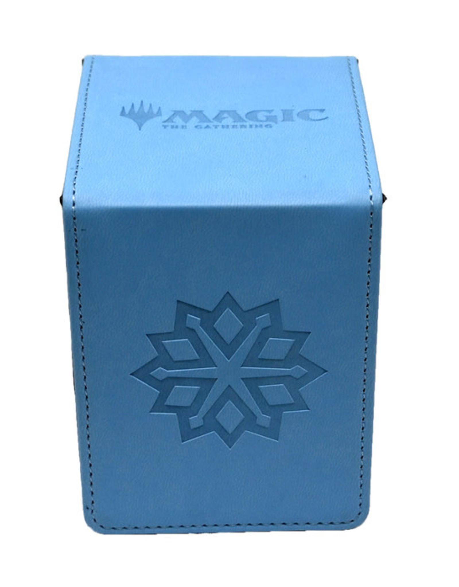 Ultra Pro Ultra Pro: Deck Box - Alcove Flip - MTG - Snow