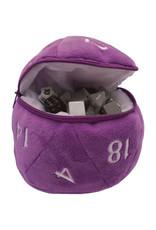 Ultra Pro Ultra Pro: Dice Bag - D20 - Purple