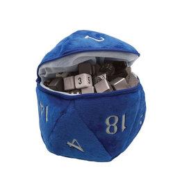 Ultra Pro Ultra Pro: Dice Bag - D20 - Blue