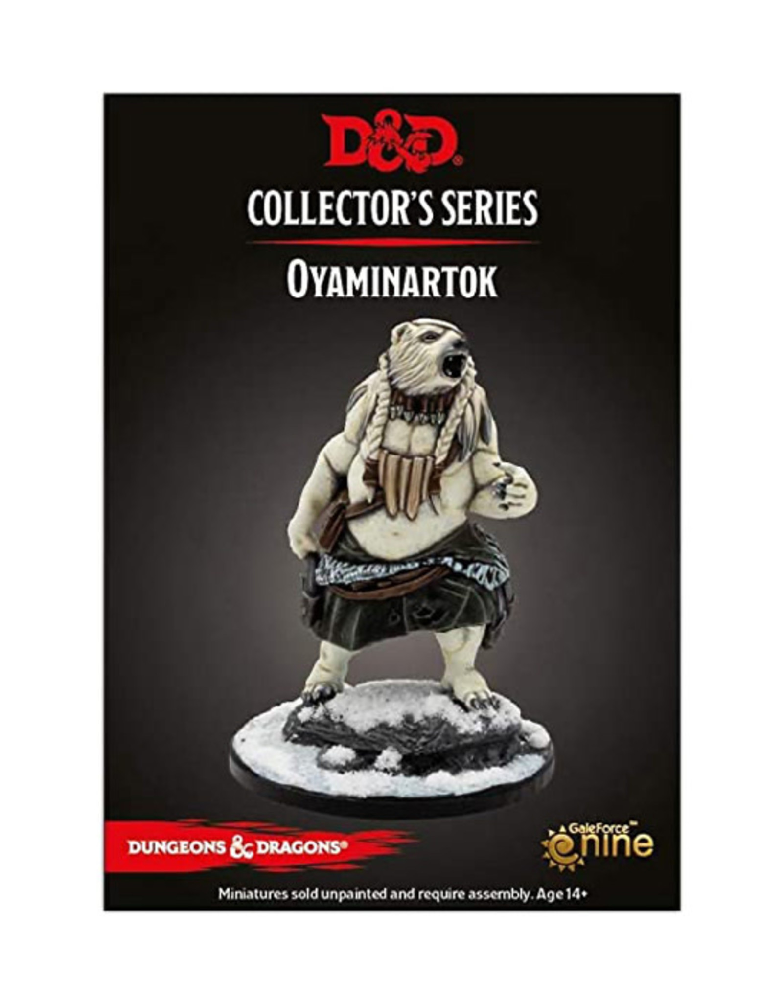 Dungeons & Dragons Dungeons & Dragons: Collector's Series - Oyaminartok
