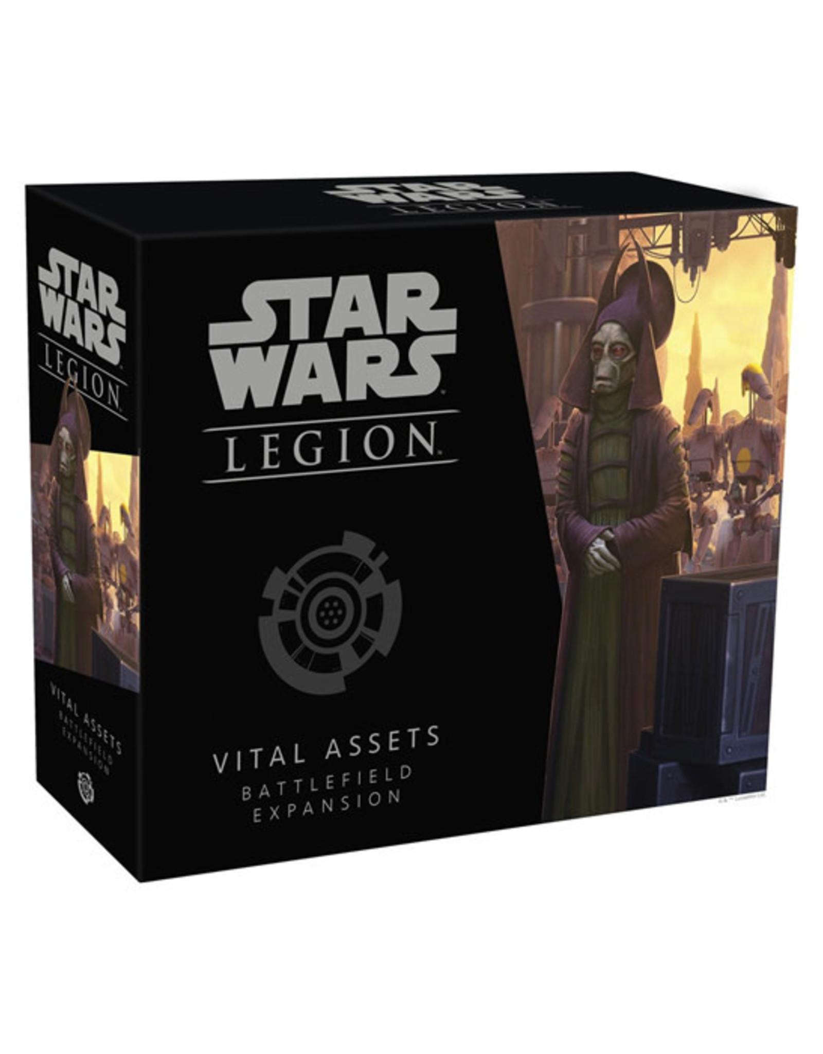 Fantasy Flight Games Star Wars: Legion - Vital Assets