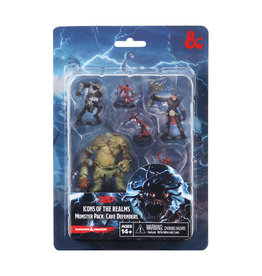 Dungeons & Dragons Dungeons & Dragons: Icons of the Realms - Monster Pack - Cave Defenders