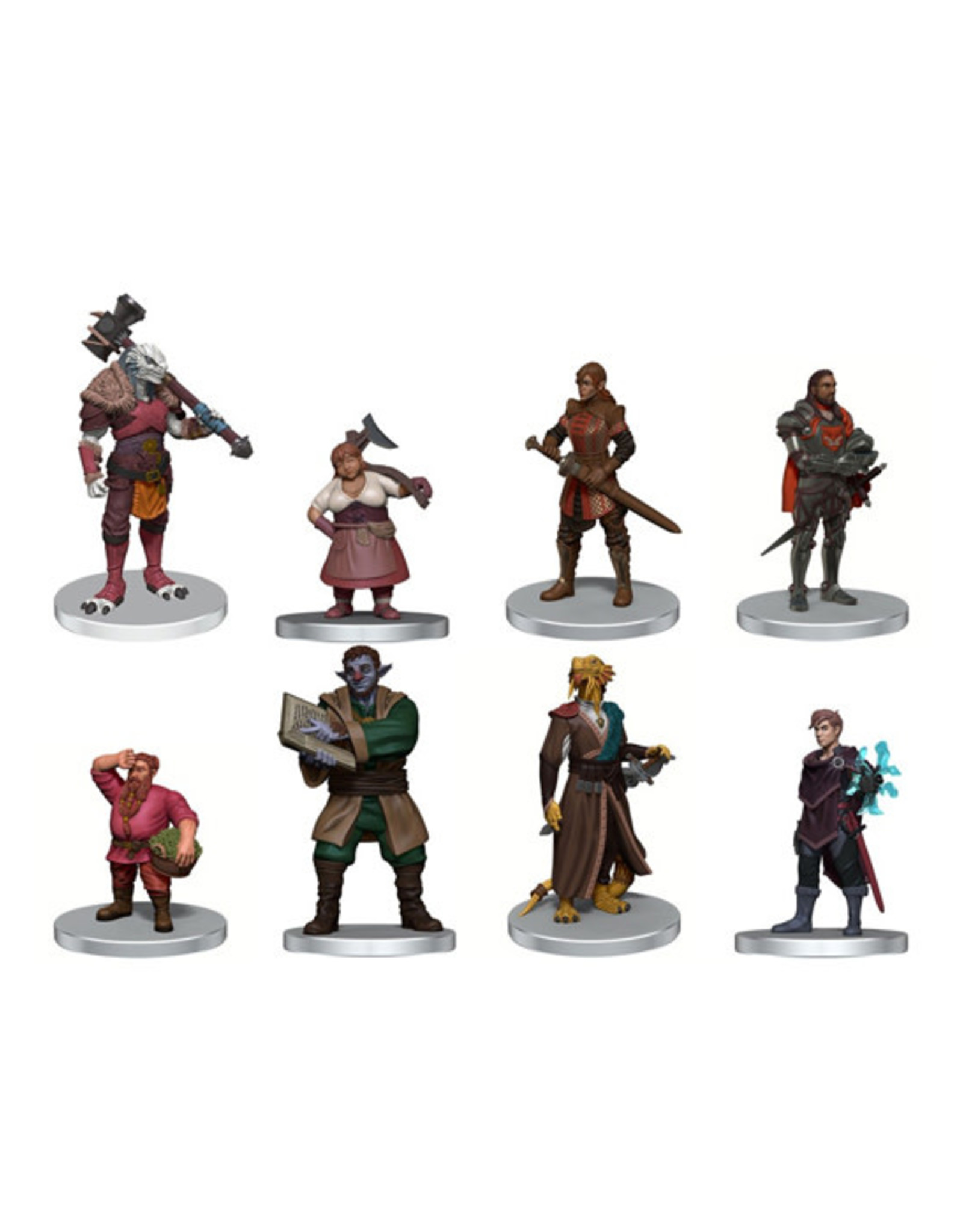 Critical Role Critical Role: Miniatures - Factions of Wildemount - Dwendalian Empire