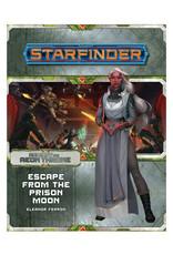 Starfinder Starfinder: Adventure Path - Against the Aeon Throne - Escape from the Prison Moon