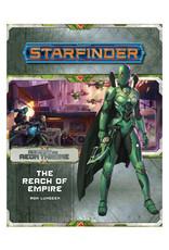 Starfinder Starfinder: Adventure Path - Against the Aeon Throne - The Reach of Empire