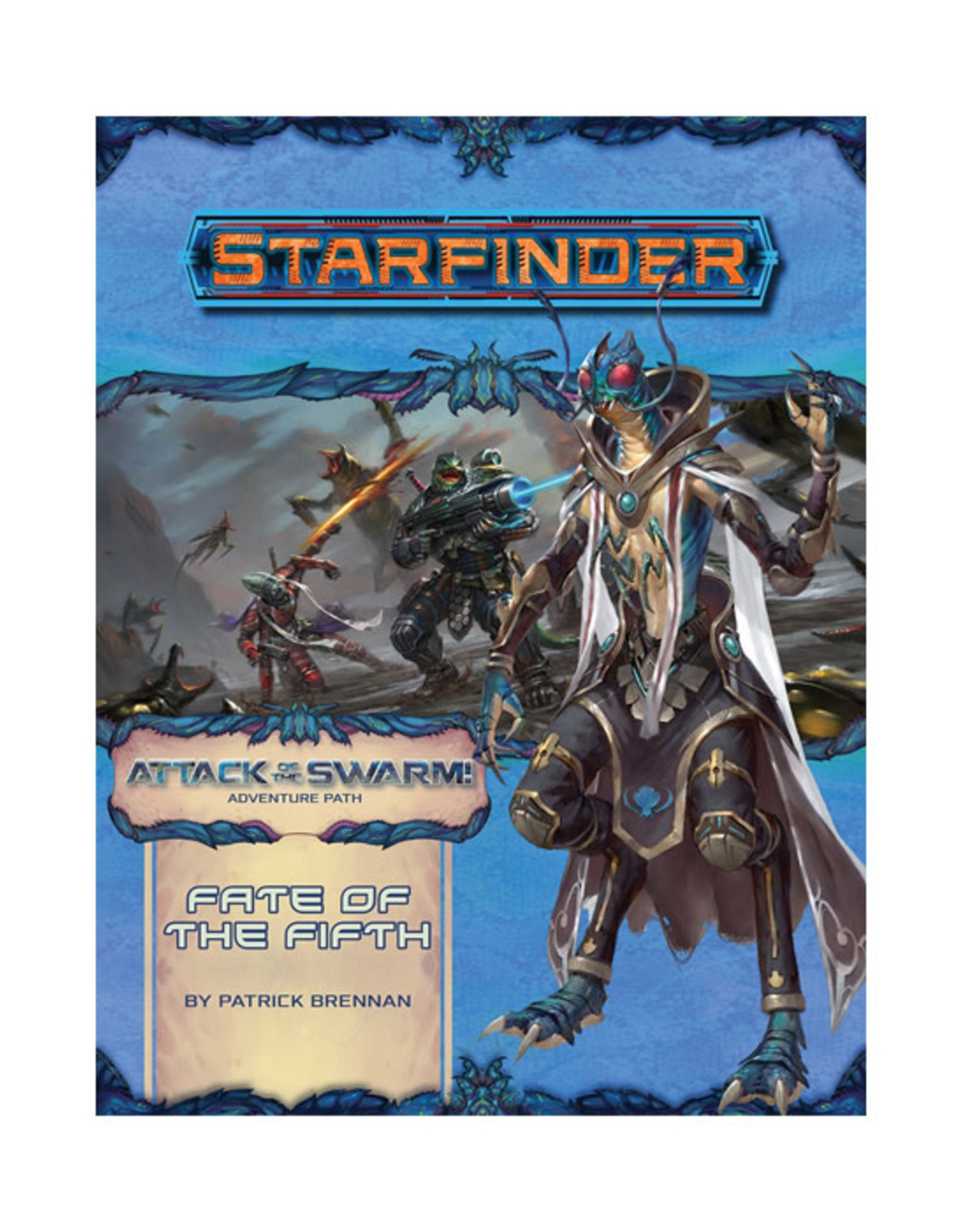 Starfinder Starfinder: Adventure Path - Attack of the Swarm - Fate of the Fifth