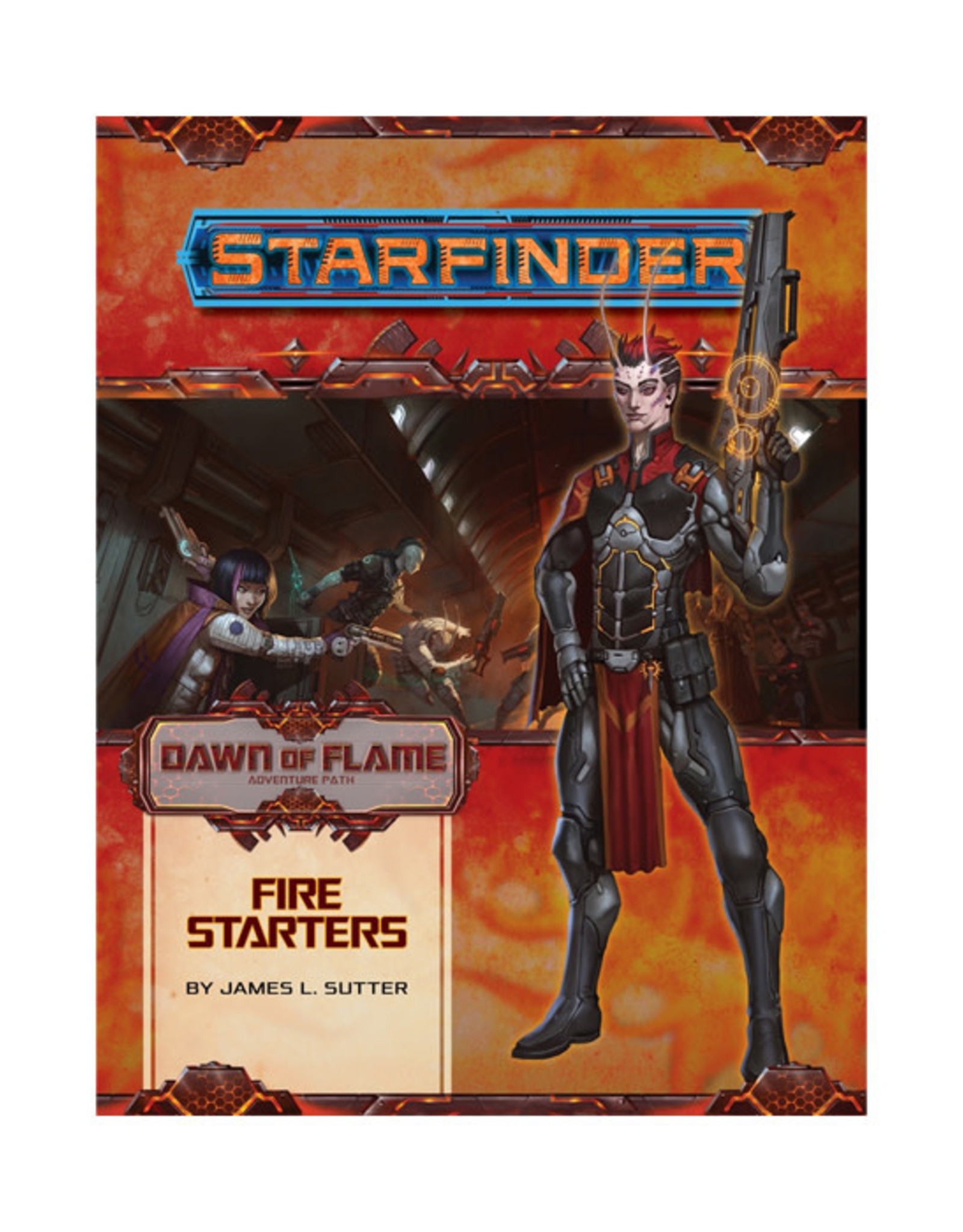 Starfinder Starfinder: Adventure Path - Dawn of Flame - Fire Starters