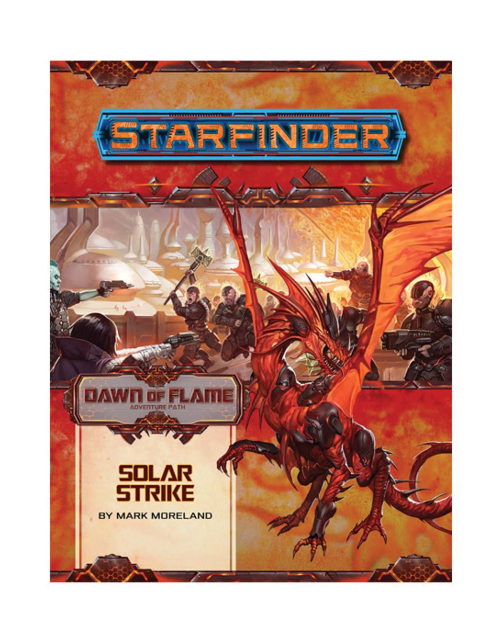 Starfinder Starfinder: Adventure Path - Dawn of Flame - Solar Strike