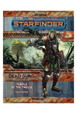 Starfinder Starfinder: Adventure Path - Dead Suns - Temple of the Twelve