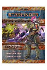 Starfinder Starfinder: Adventure Path - Dead Suns - The Thirteenth Gate