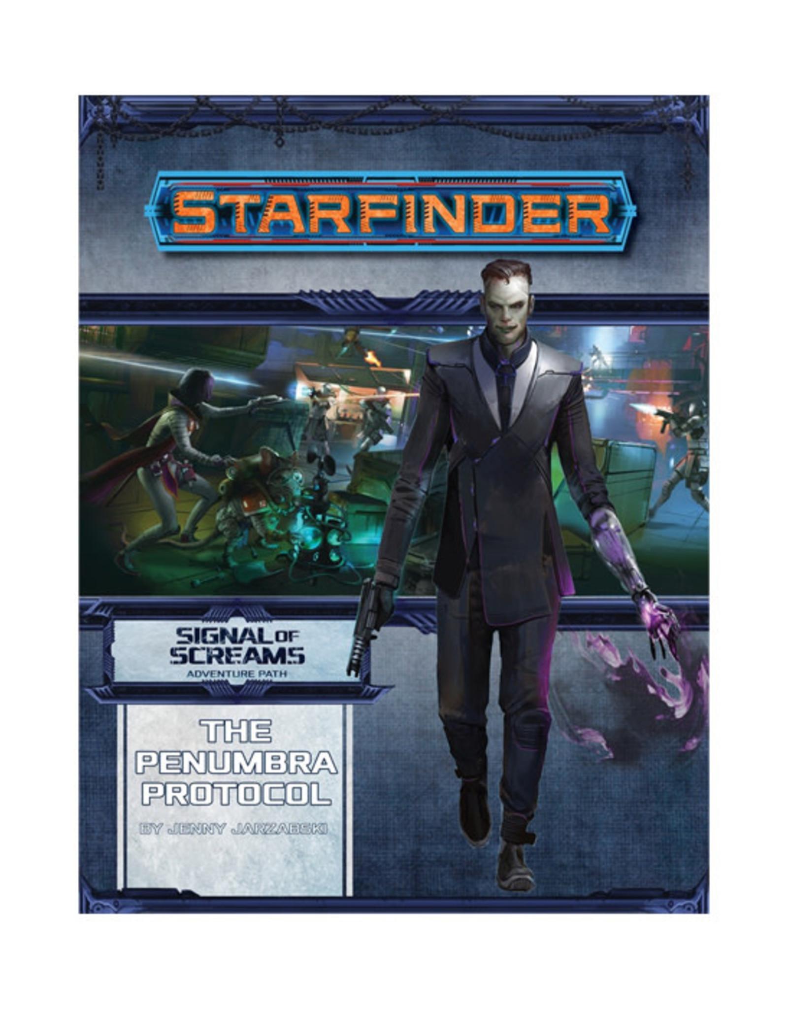 Starfinder Starfinder: Adventure Path - Signal of Screams - The Penumbra Protocol