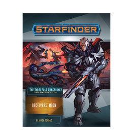 Starfinder Starfinder: Adventure Path - The Threefold Conspiracy - Deceivers' Moon