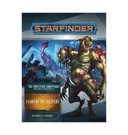 Starfinder Starfinder: Adventure Path - The Threefold Conspiracy - Flight of the Sleepers