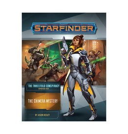 Starfinder Starfinder: Adventure Path - The Threefold Conspiracy - The Chimera Mystery